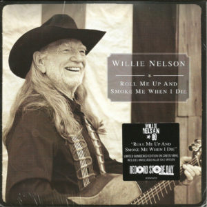 Nelson, Willie - Roll Me Up And Smoke Me When I Die / Solo Version
