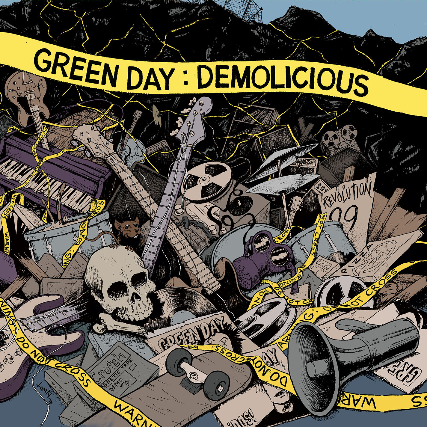 Green day bluegrass: pickin' on green day. A bluegrass tribute by.