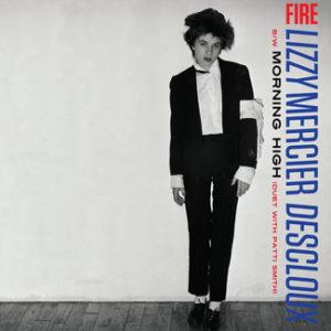 Lizzy Mercier Descloux - Fire/Morning Light (duet with Patti Smith)