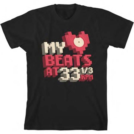 heart beats at 33