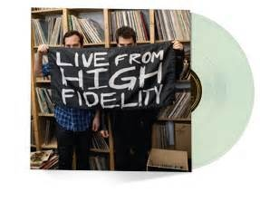 live from HIgh fidelity rsd14