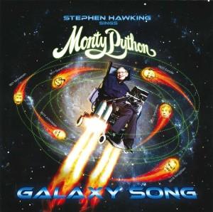 Monty Python - Stephen Hawking Sings, Galaxy Song