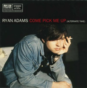 Admas, Ryan -  Come Pick Me Up