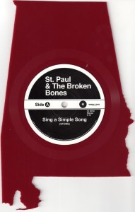 St. Paul & The Broken Bones – Sing A Simple Song / Moonage Daydream
