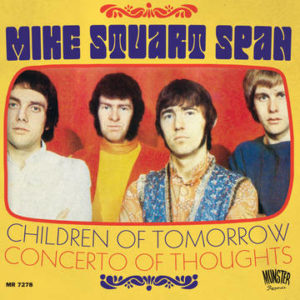 SPAN, MIKE STUART - Children of Tomorrow/Concerto of Thoughts