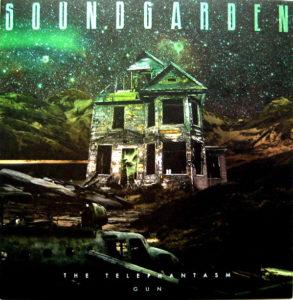 SOUNDGARDEN - The Telephantasm / Gun