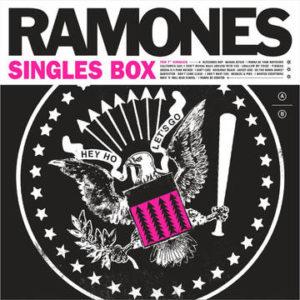 RAMONES - 76-'79 Singles Box