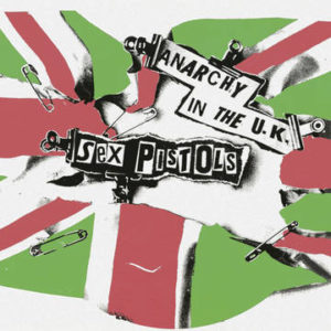 SEX PISTOLS - Anarchy In The UK --The UK & US Singles