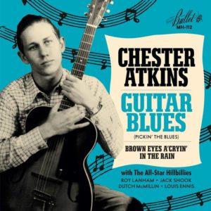 ATKINS, CHET Guitar Blues / Brown Eyes A Cryin' In The Rain