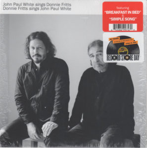 WHITE, JOHN PAUL/DONNIE FRITTS Breakfast In Bed