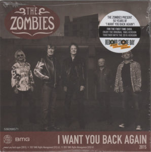 The Zombies – I Want You Back Again